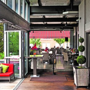 Celebrate the Fall Harvest on the Patio at Treno Pizza Bar in Westmont