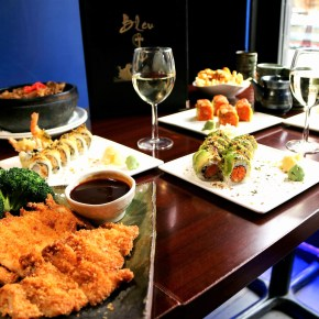 A Look at Bleu Sushi in Center City