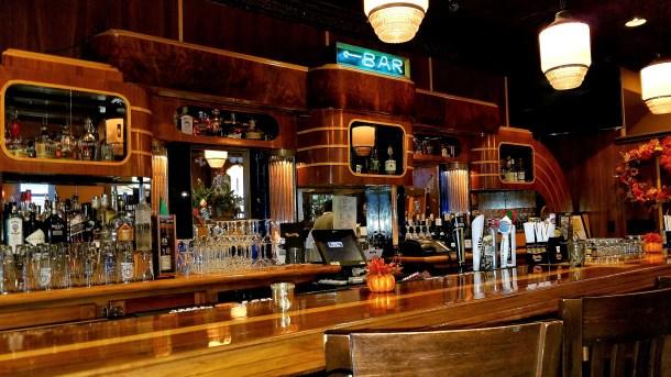 Chubby's Art Deco Bar