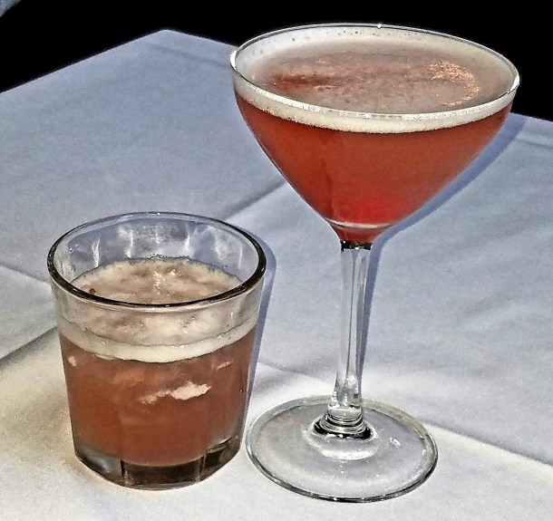 Chubby's French Martini