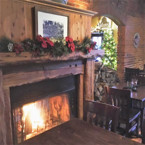 Annual Fireplace Lighting Party at Devil's Den