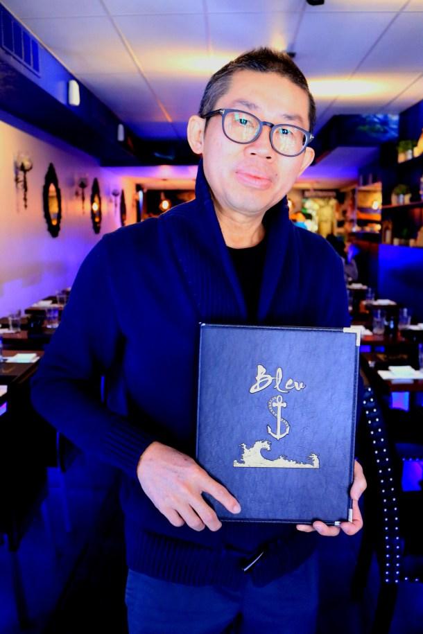 Hendra Yong Bleu Sushi