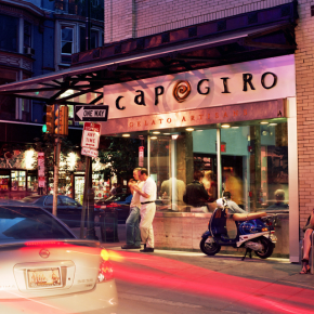 Capogiro Gelato Artisans and Capofitto To Close