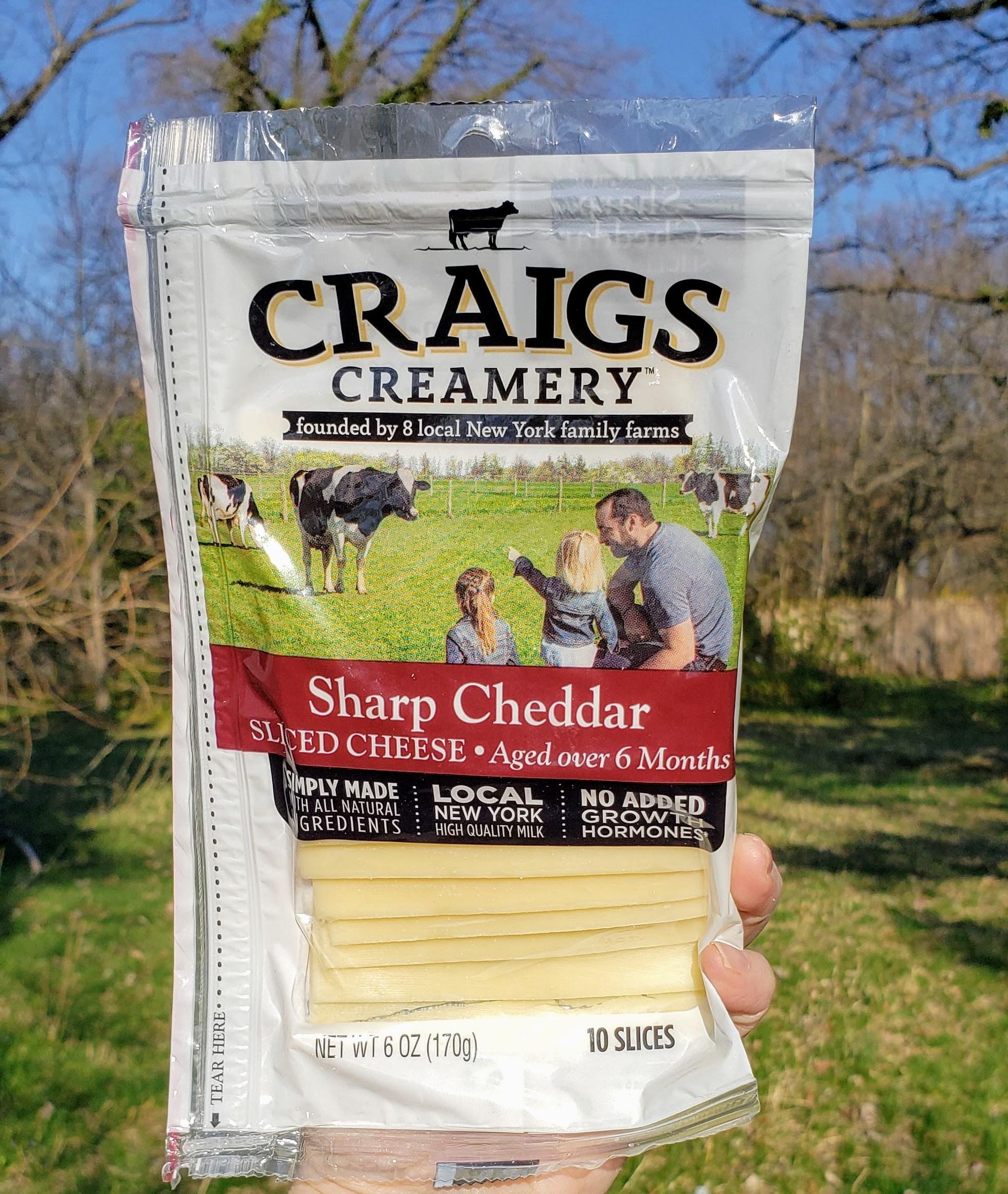 Product Corner: Craigs Creamery Cheeses - Philly Grub