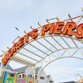 Happy 50th Anniversary Morey's Piers!