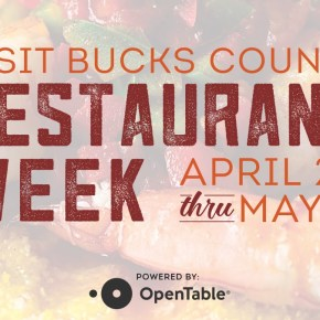 Visit Bucks County Restaurant Week is Back for Seconds