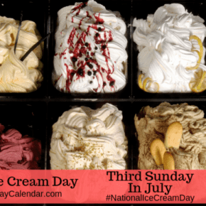 Tweet for FREE Ice Cream on National Ice Cream Day