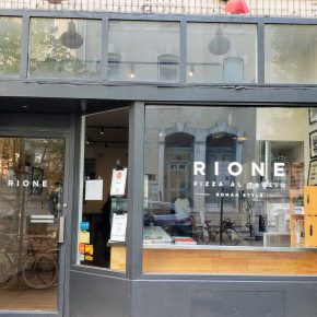 Roman-Style Pizza in Philadelphia at Rione