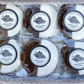FREE SHIPPING on Famous 4th Street Cookie Company Black & White Cookies