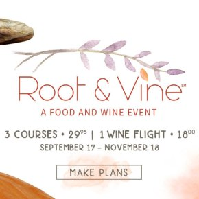 Autumn-Inspired Root & Vine Menu at Seasons 52