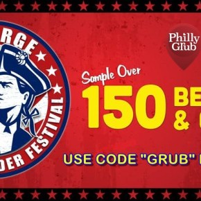 DISCOUNT TICKETS for Valley Forge Beer & Cider Festival on December 14th