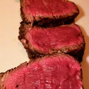 Japanese Wagyu Steak at Barclay Prime