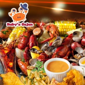 Ruby Buffet Becomes Ruby's Cajun Seafood Boil