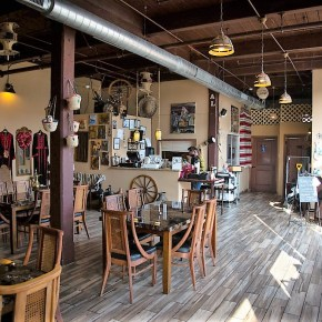 Alamodak Restaurant Offers a Taste of Jordan in Philadelphia