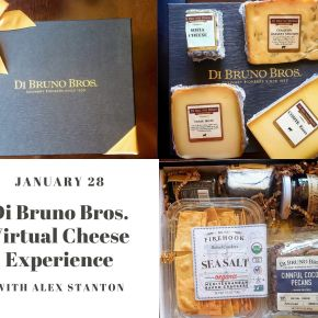 Recap: Di Bruno Bros. Virtual Cheese Tasting Experience