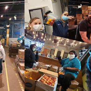 Serve Better: US Foods and Caring for Friends Helping Idled Restaurant Workers with Food Donations
