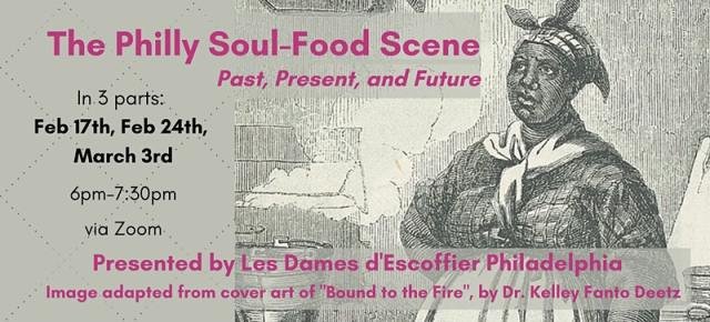 Philly Soul Food Scene Event