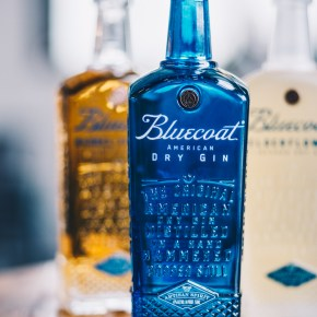 Bluecoat Gin Gets a New Look