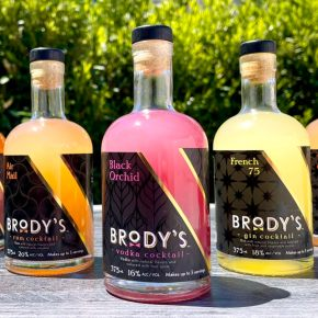 Product Corner: Brody's Crafted Cocktails