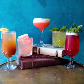🍹🍹🍹🍹🍹 Five new reasons to visit Midtown Philadelphia cocktail bar Charlie was a sinner.