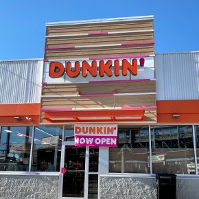 Dunkin' Celebrates Torresdale Grand Re-Opening with VIP Cards, Raffle Prizes, and Ribbon Cutting