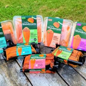 🥕 Carrots Philly's Favorite Veggie? Bolthouse Farms says it is!