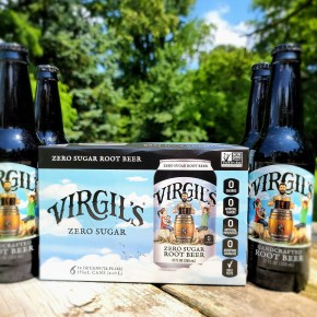 Product Corner: Virgil's Handcrafted Root Beer