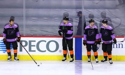 Flyers Oskar Lindblom Hockey Fights Cancer