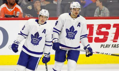 Maple Leafs Choke