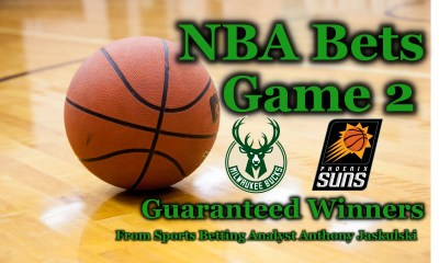 NBA Finals Game 2