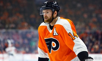 Sean Couturier Flyers contract