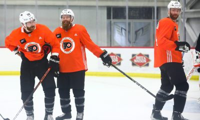 Flyers Claude Giroux Ryan Ellis Sean Couturier