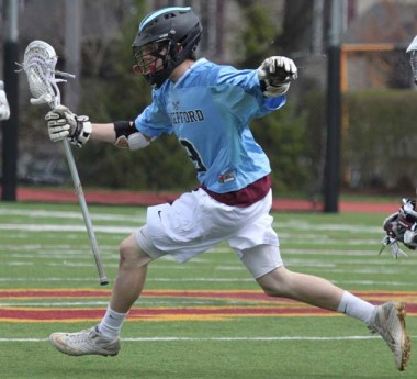 Haverford School sophomore midfielder Tommy McNamara,. a Maryland commit, will be a returning letter-winner for the Fords