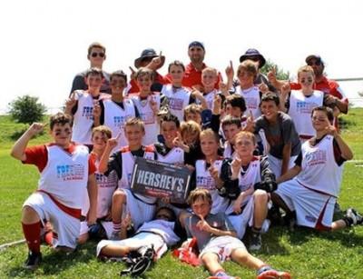 Freedom 2021 won the Chocolatetown championship