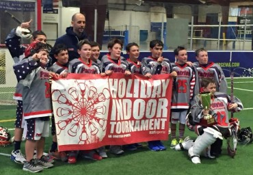Patriot Elite wins 5th-6th grade title at NXT's Holiday Indoor Tournament
