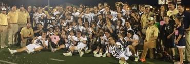 Salesianum School celebrates the Delaware state championship