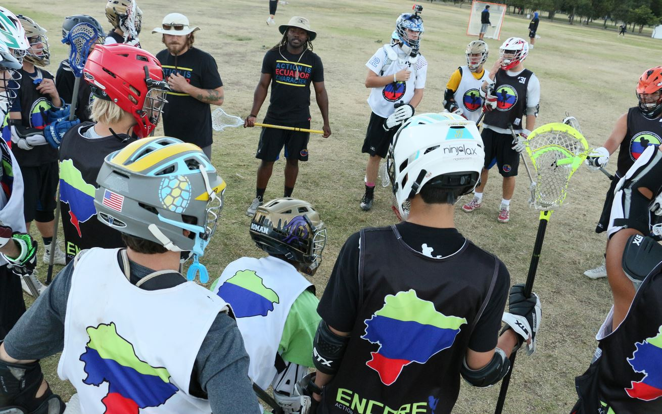John Christmas Lacrosse.Encorelacrosse Immersion Service Trip To Ecuador Was A Once