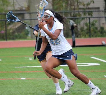 Springside Chestnut Hill Academy 2016 midfielder Mikaela Watson is the Phillylacrosse.com Co-Player of the Year