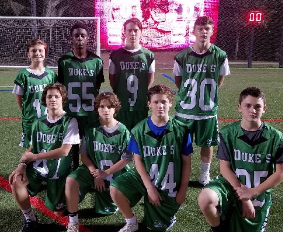 Dukes U13 Will Rely On A Solid Defense In Its Hopes Of Competing For A Dicks