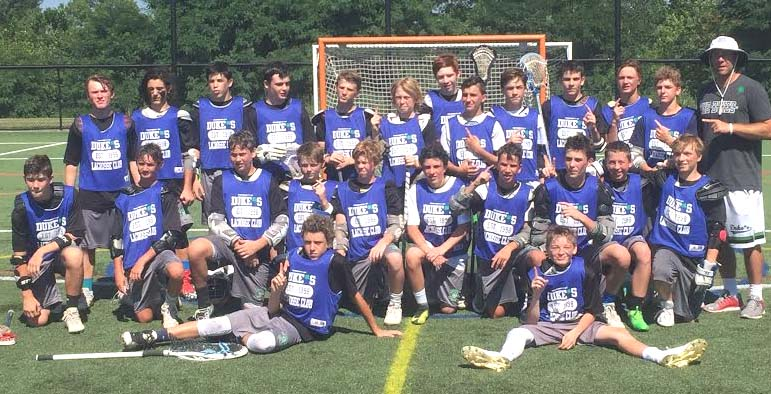 THEDUKESLC Young Guns holding 2nd tryout for 2022-25 teams today at