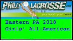 Eastern PA girls' US Lacrosse All-Americans are announced