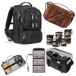 Photography Bags and Accessories