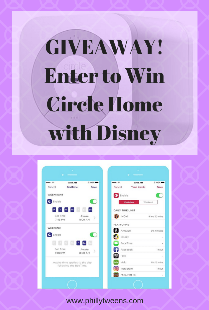 Enter to Win Circle Home with Disney (1)