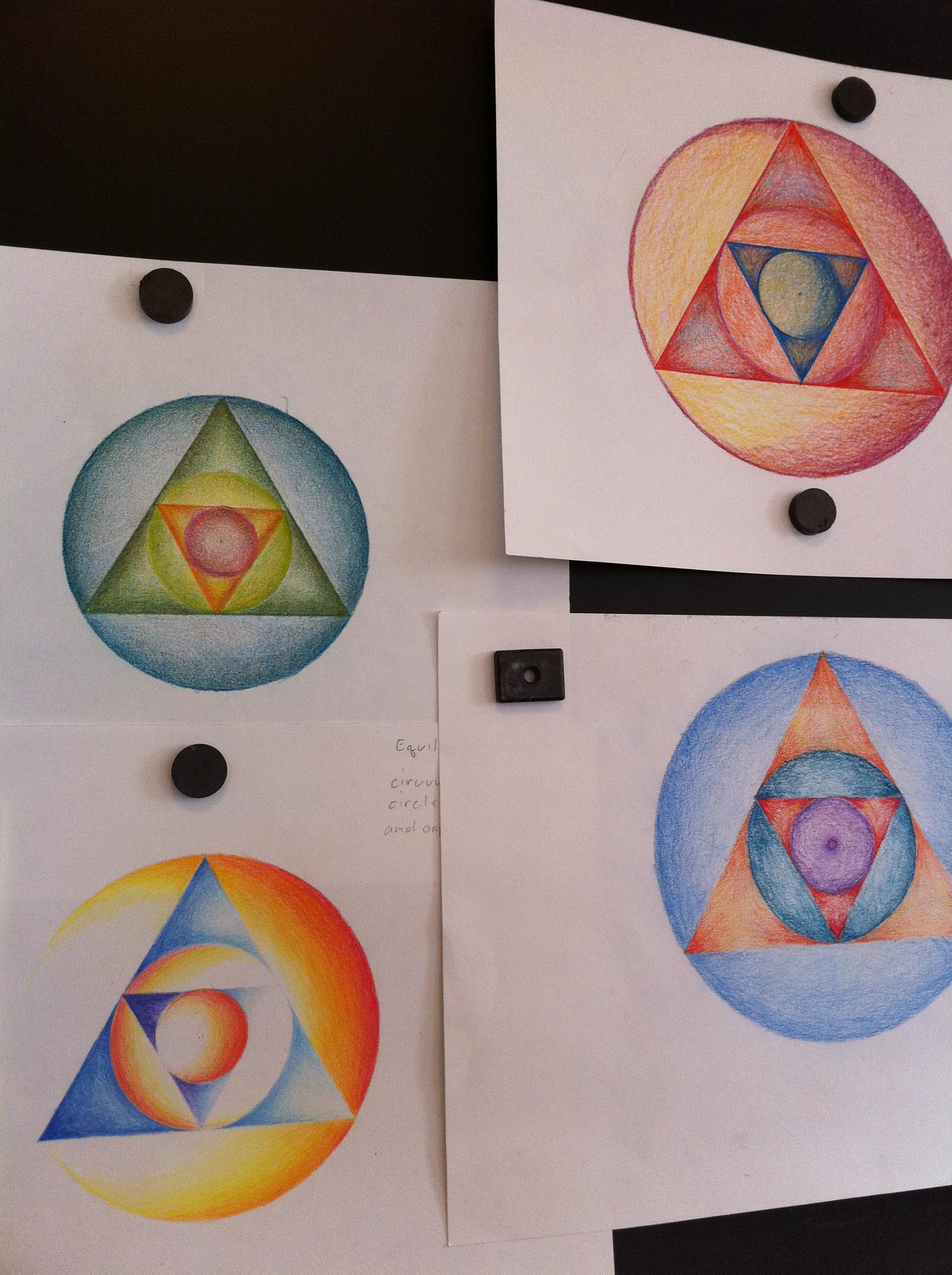 Seventh Grade Africa And Geometry Blocks