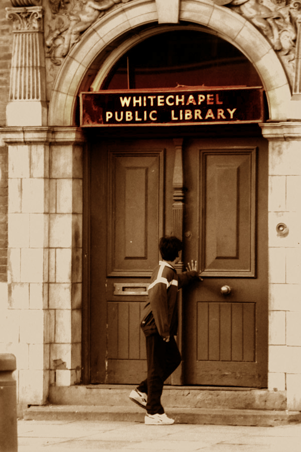 Whitechapel Library