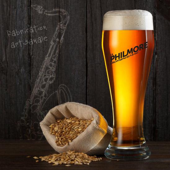 La Philmore - bière artisanale