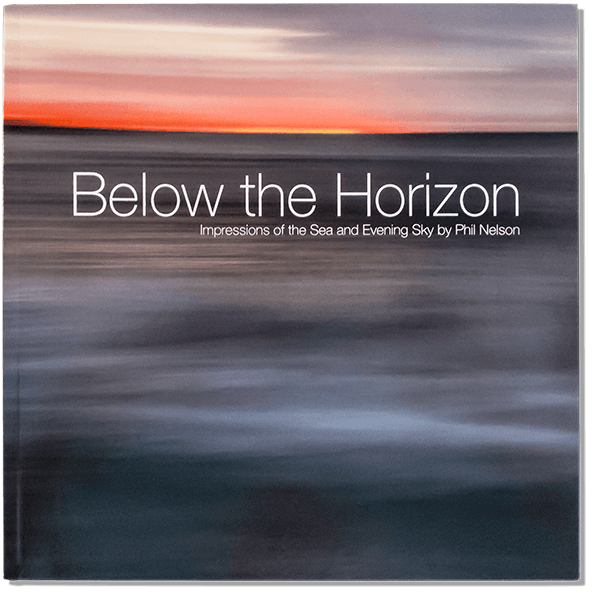 below the horizon book cover
