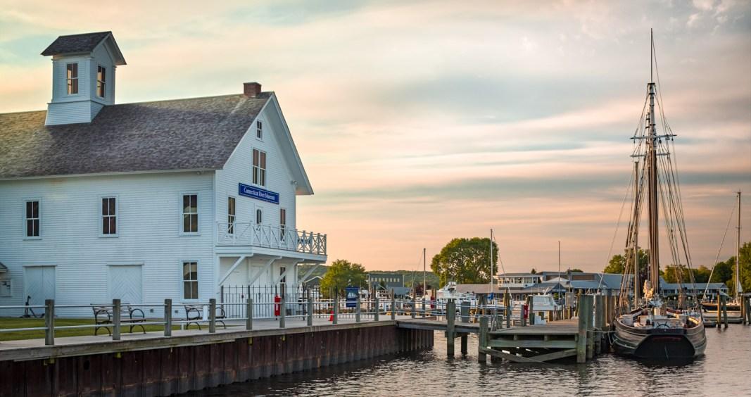 Connecticut River Museum, Essex - 17-484