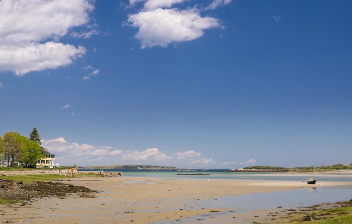 Low Tide, Cape Porpoise