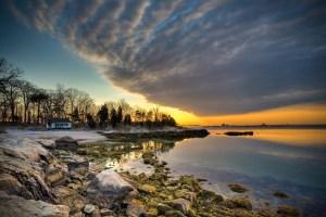 Sunrise, Great Island